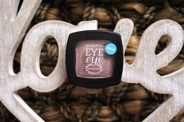 Seventeen Mono Eyeshadow in Rose Quartz