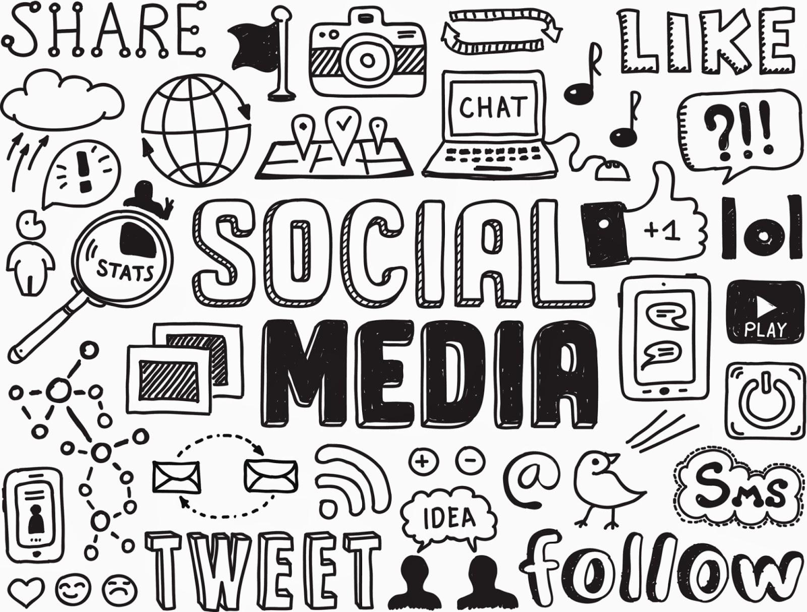 Twitter Facebook Instagram Social Media