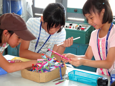 鉛筆DIY、獨一無二、紀念品、收藏品、手做、玉兔鉛筆學校、景點活動