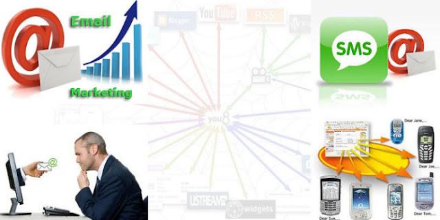 sms marketing - email marketing, lợi thế, ưu điểm sms marketing và email marketing