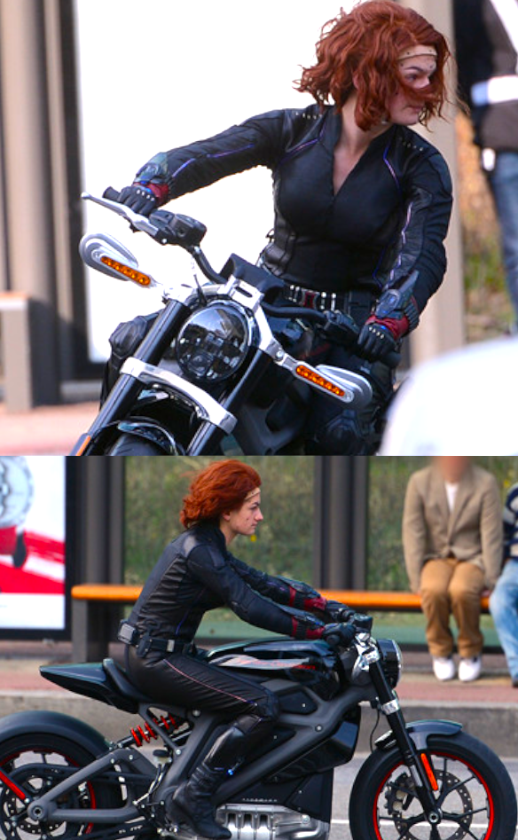 "SNEAK PEEK: ""Avengers: Age Of Ultron"" - Russian 'Black Widow'"