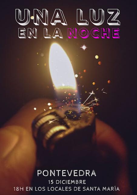 Una Luz en la Noche en Pontevedra