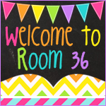 Welcome to Room 36
