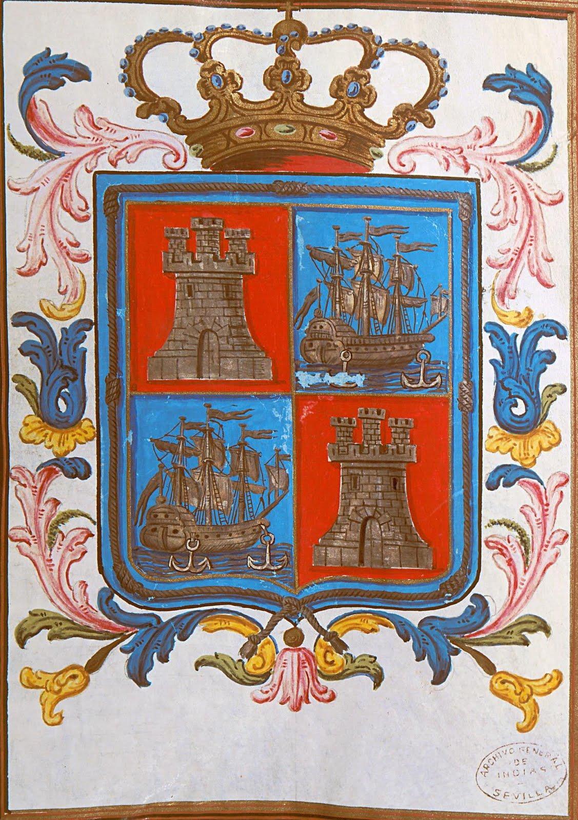 Armas de San Francisco de Campeche