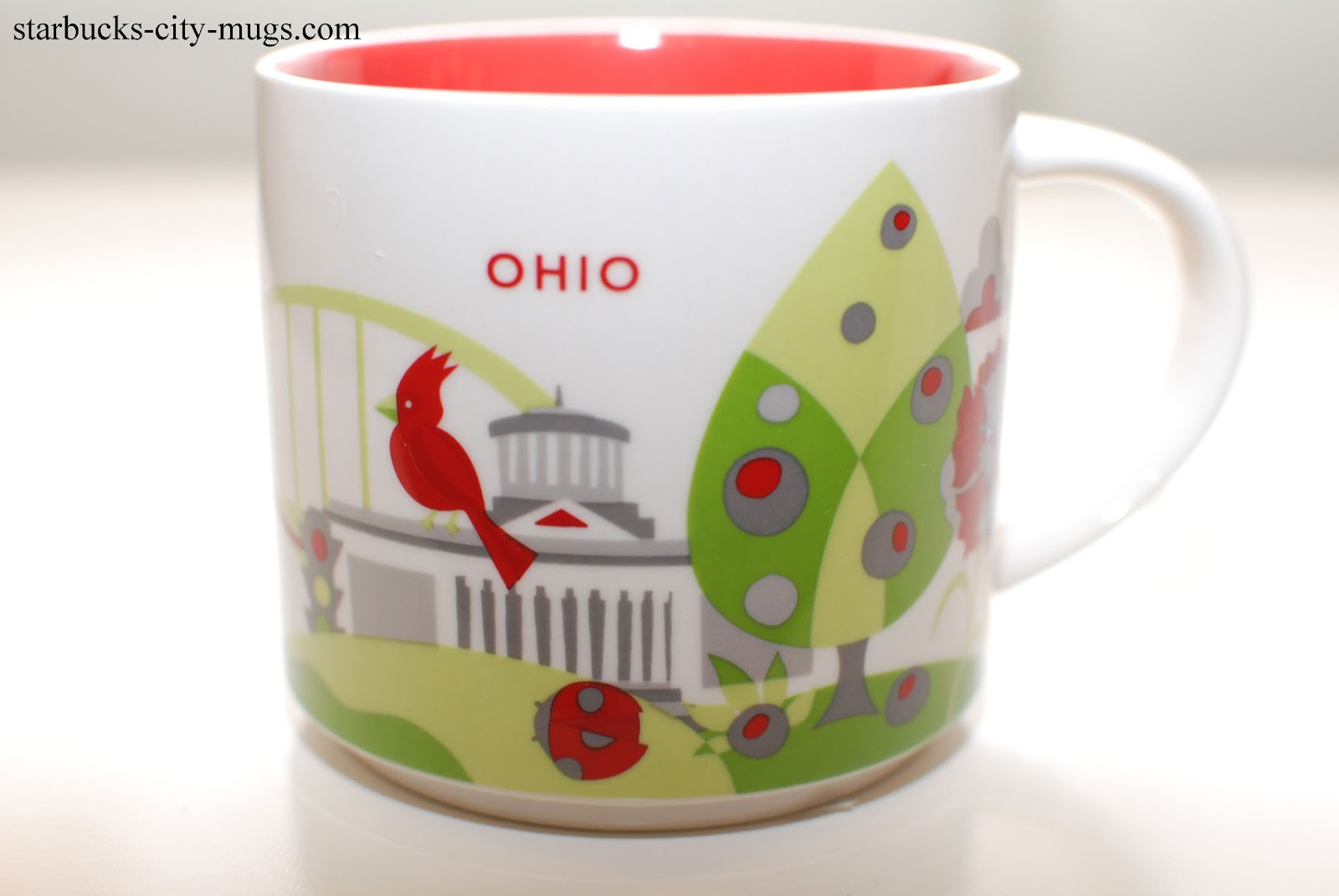 Starbucks city mugs you are here series gumiabroncs Gallery