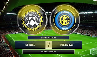 Udinese vs Inter Milan