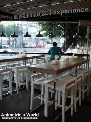 BRGR The Burger Project in Makati City