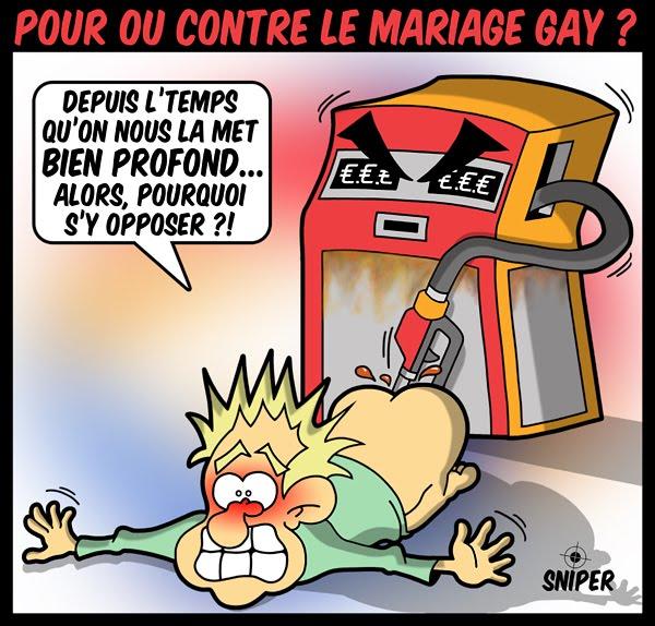 LE MARIAGE GAY : Un débat pompeux !