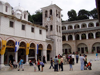 Ιερά Μονή Εικοσιφοίνισσας-Σέρρες-Παγονέρι