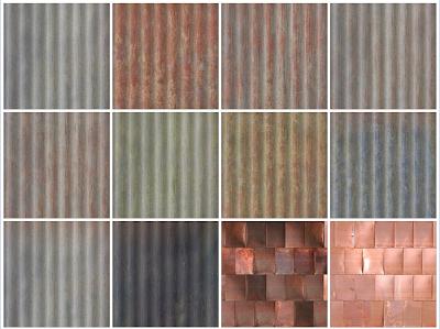 Brass Paint Wall