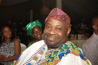 EXPLOSIVE! The Sermon From Chief Anthony Anenih By @DeleMomodu