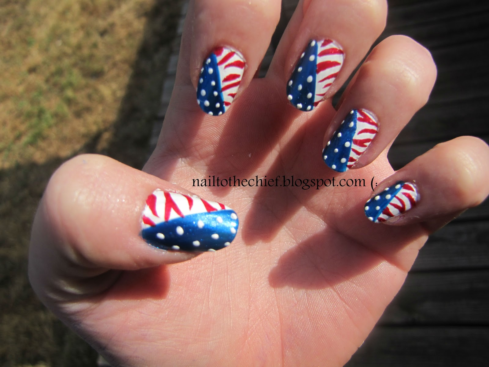 Nail To The Chief: Fourth of July Fever!