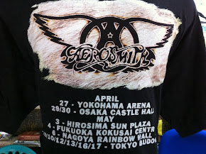 Aerosmith Band T-Shirt