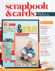 Scrapbook and Cards Today Summer Issue!