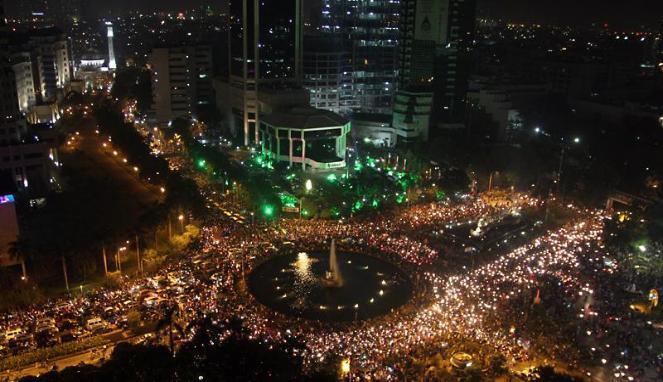 Malam Tahun 2013, Jakarta Gelar Car Free Night