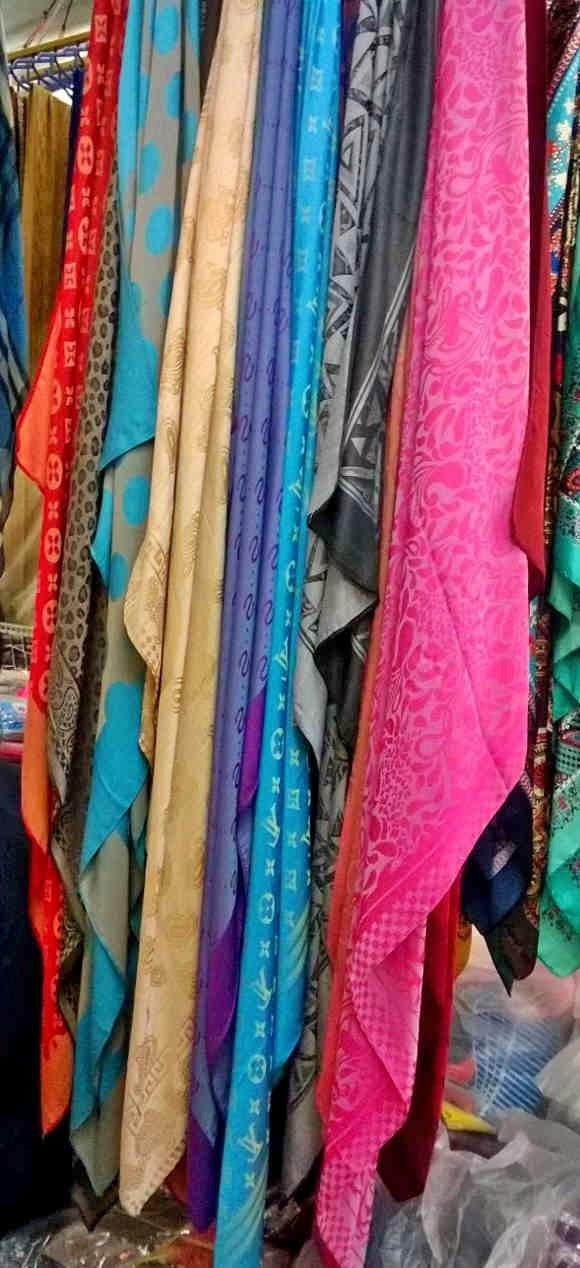Jual Jilbab Silk