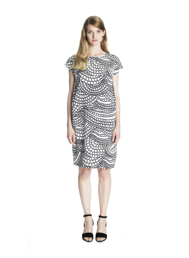 Stylish Marimekko dress