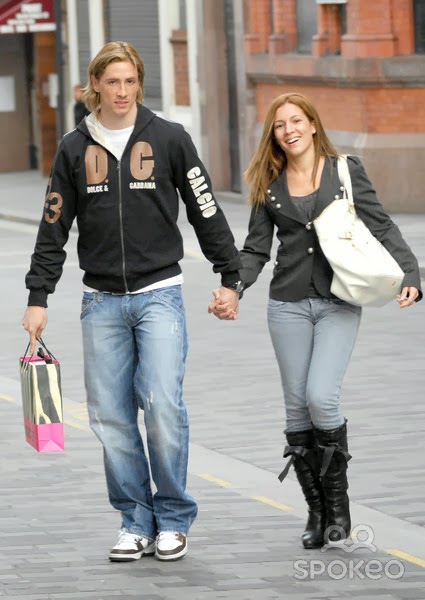 Fernando Torres Wife Olalla Dominguez ~ Picture World