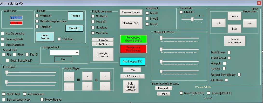 xqMPFrQ Point Blank Hileleri Multihack Yeni Versiyon v5.0 indir