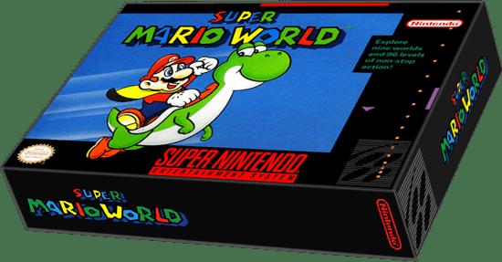Super Mario World  (Espanol) (Juegos 2014)