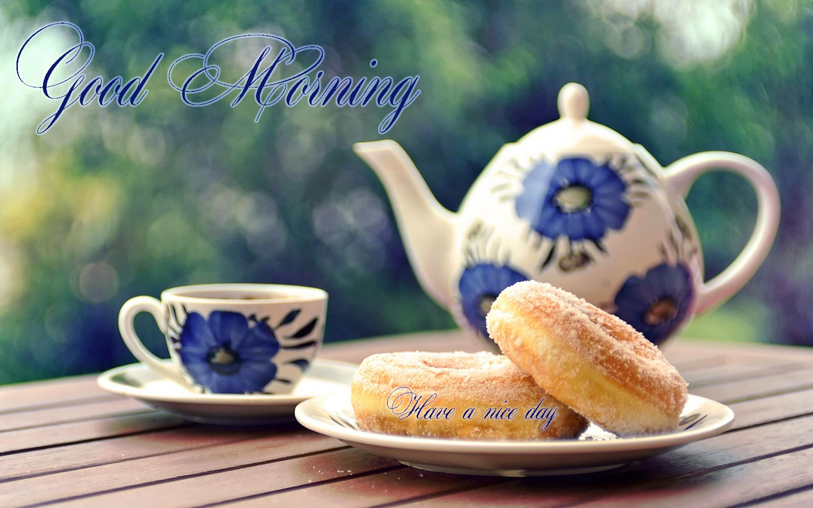 Good Morning Tea With Breakfast : Fine wallpapers hd download high resolution of
