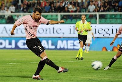 Palermo Cagliari 3-2 highlights sky