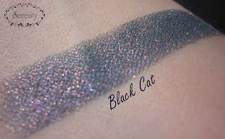 Virus Insanity Black Cat Swatch