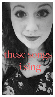 these songs i sing