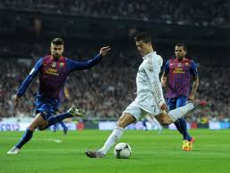 Real Madrid contra Barcelona en vivo 2013