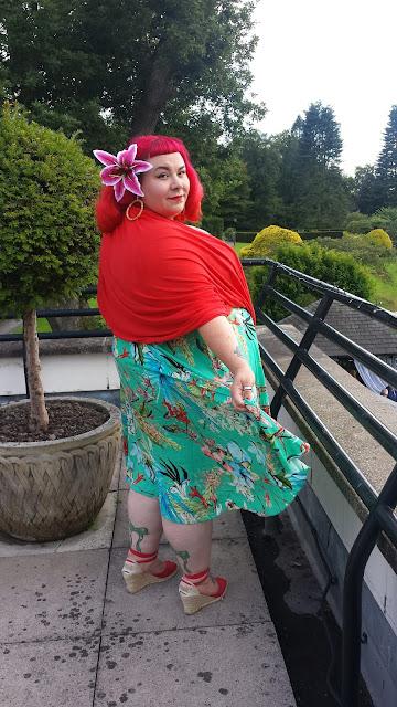 Ruby Thunder, plus size