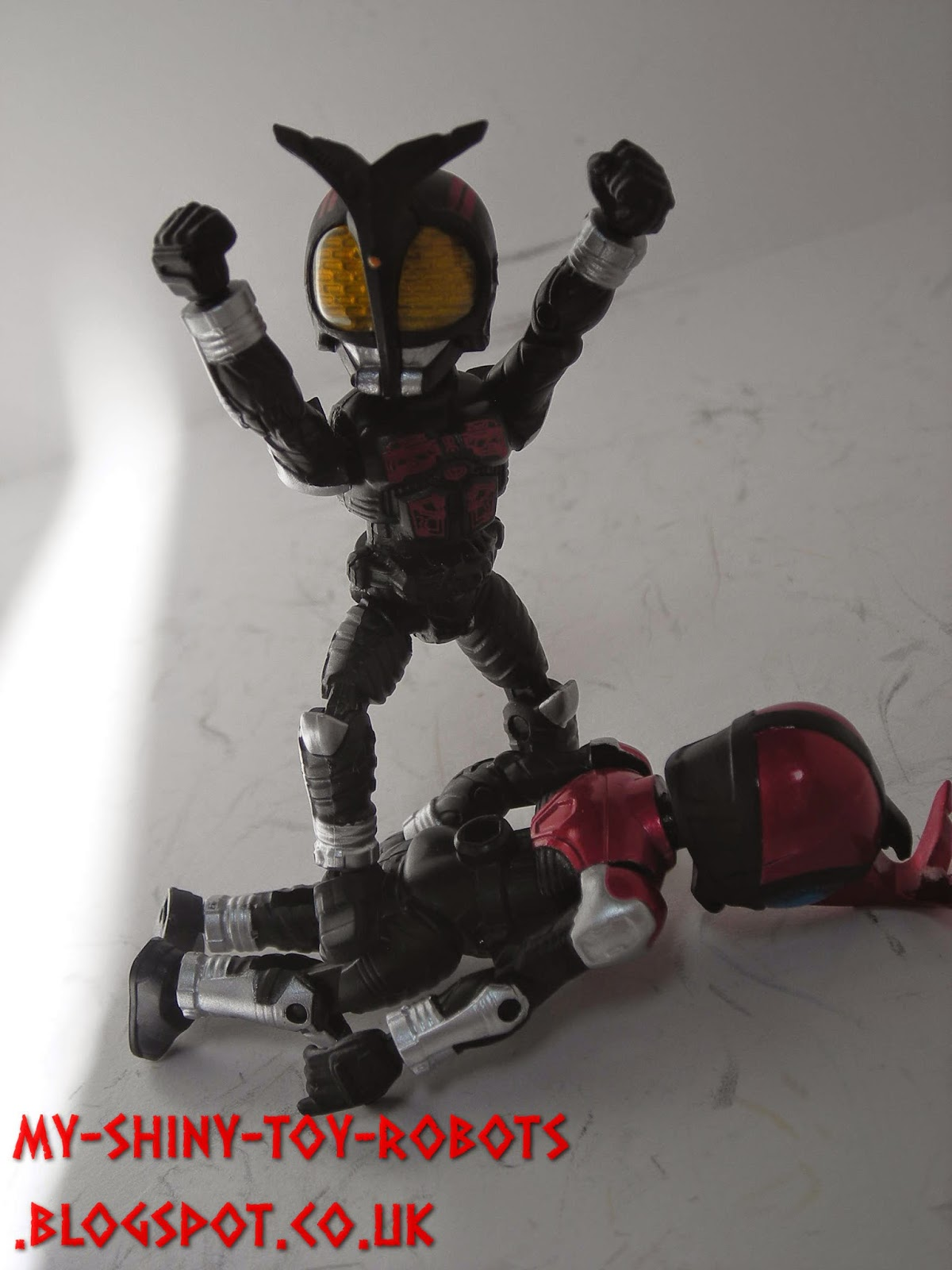 Victory for Dark Kabuto