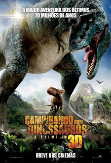 Assistir Caminhando com Dinossauros Dublado Online HD