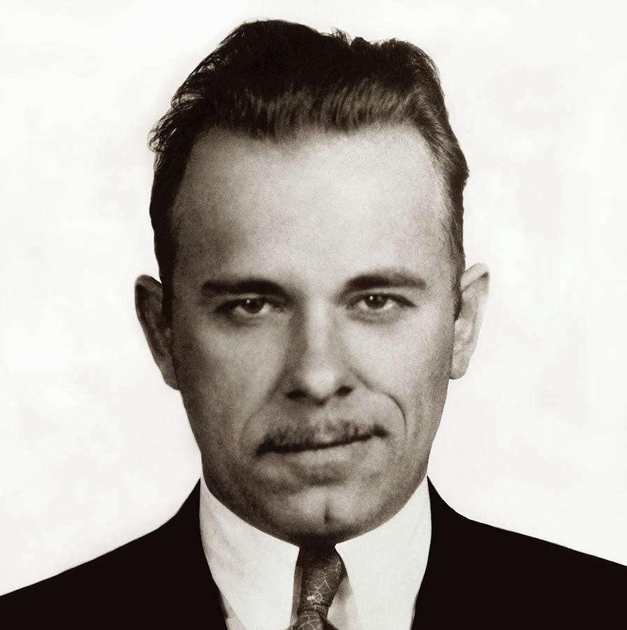a biography of john dillinger a gangster John dillinger: the life and death of america's first celebrity criminal  dary matera has written a comprehensive biography.