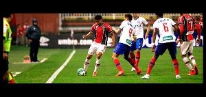 Melhores momentos do jogo Joinville 1 x 1 Bahia