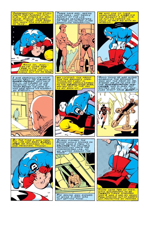 Captain America (1968) Issue #331 #260 - English 3
