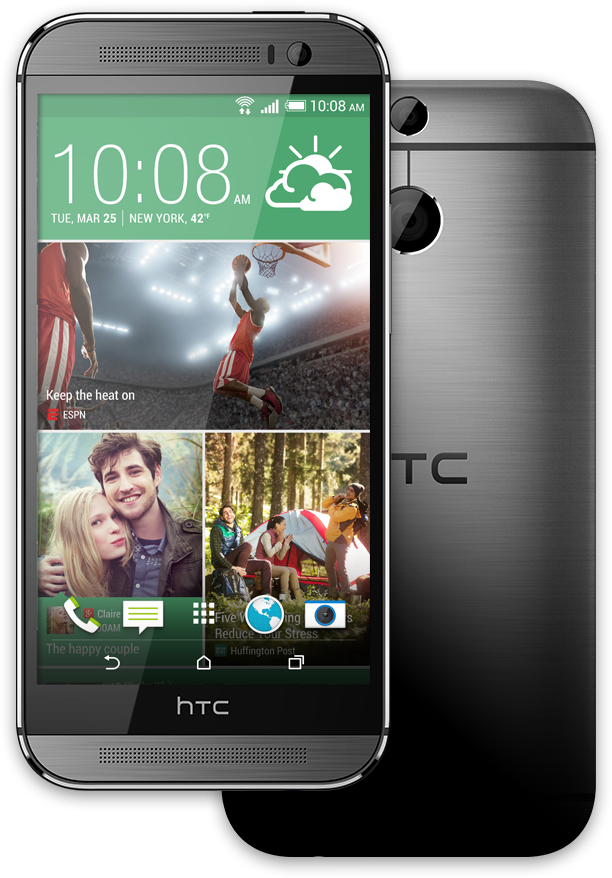 HTC One M8, Smartphone Canggih Penerus HTC One