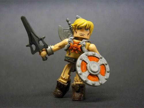 MOTU He-Man Minimate
