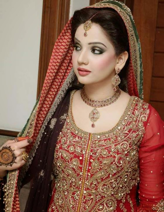 Trendy Indian And Pakistani Makeup Ideas For Young Brides