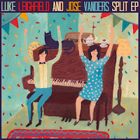 Jose Vanders + Luke Leighfield - Split EP artwork