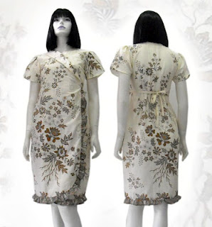 model dress batik 2013