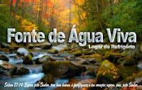 jesus fonte  de  agua viva