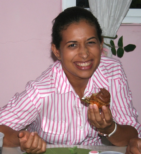 Cupcakes-y-betún-de-nutella
