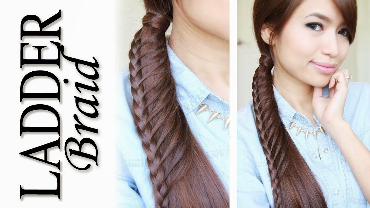 Причёски на очень длинные волосы в домашних условиях