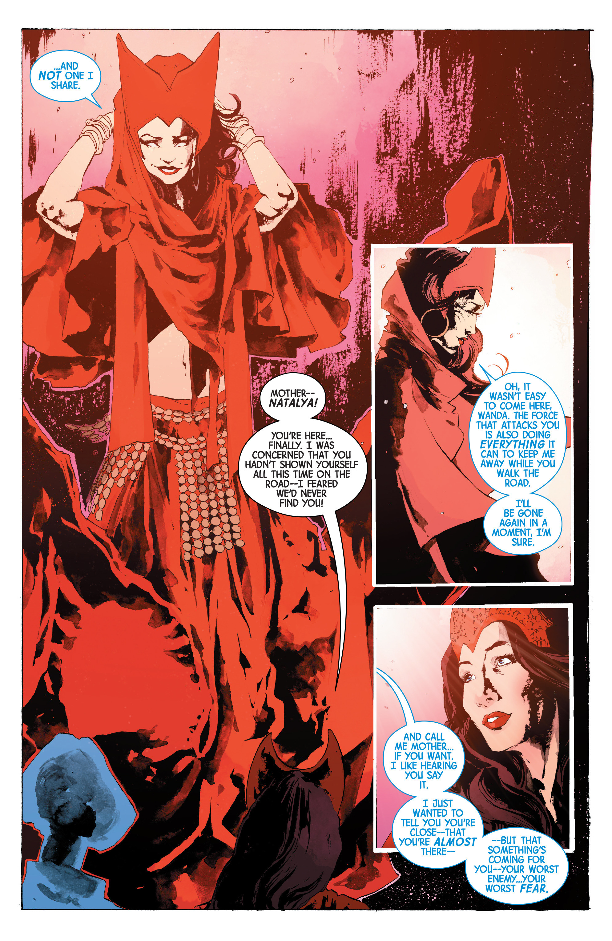 Read online Scarlet Witch (2016) comic -  Issue #13 - 11