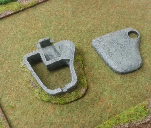 PS22 Machine gun bunker, type 1 picture 2