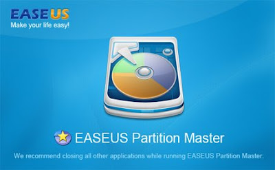 EASEUS Partition Master 9.2.1 Professional Edition