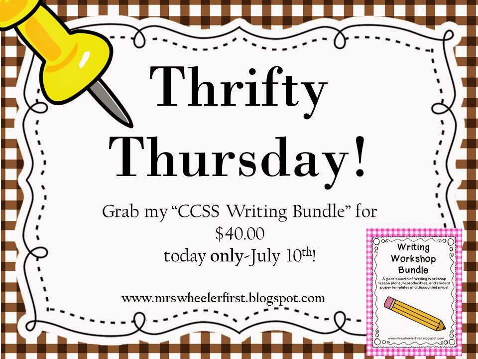 http://www.teacherspayteachers.com/Product/Common-Core-Writing-Workshop-Bundle-425932