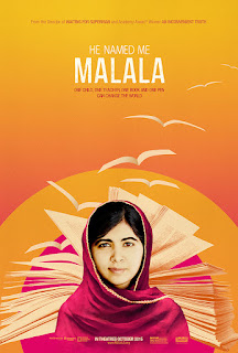 "Review | ""He Named Me Malala"""