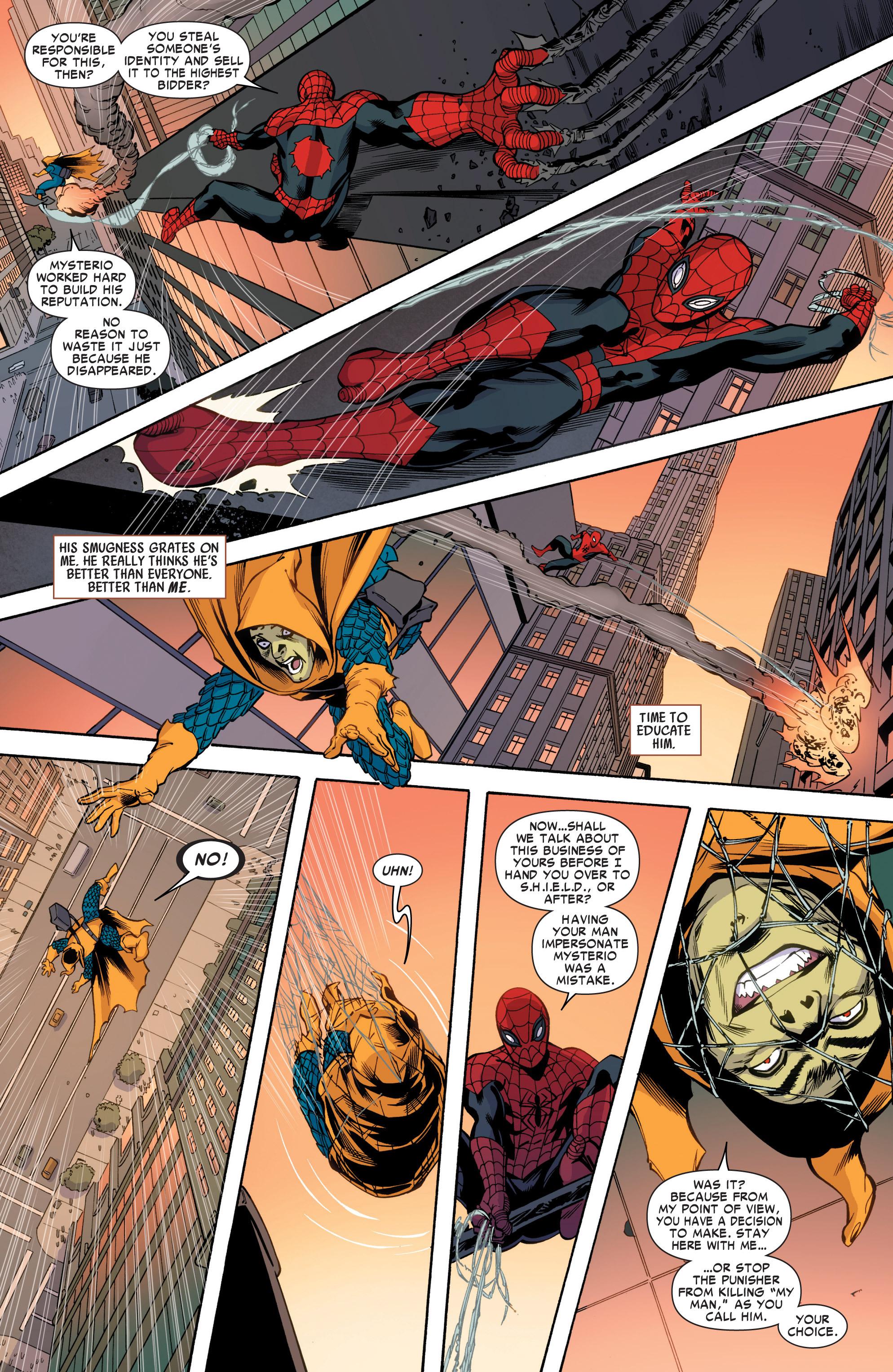 Avenging Spider-Man #23 #25 - English 18