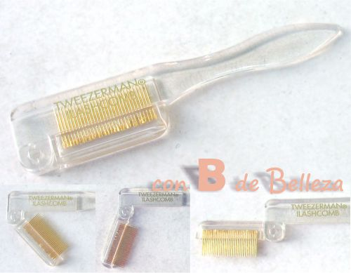 Tweezerman Lash comb